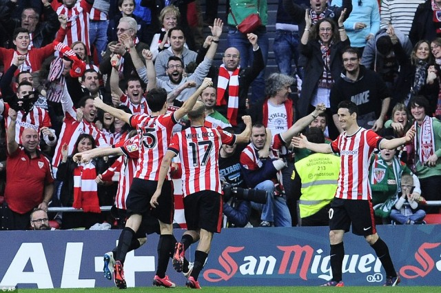 Barcelona 'Main Tandang' di Final Copa del Rey 2015, Athletic Bilbao Yakin Menang