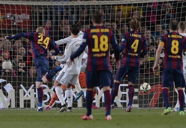 Barcelona vs Real Madrid 8