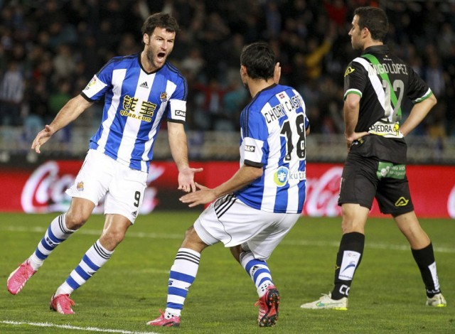 Real Sociedad vs Cordoba 3
