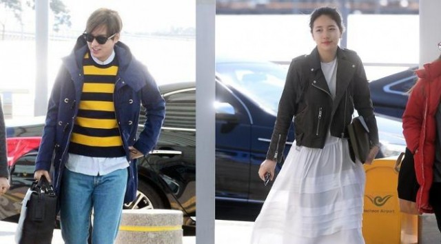Suzy Miss A Lee Min Ho