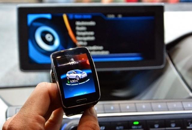 BMW i Remote IFA 2014 (1)