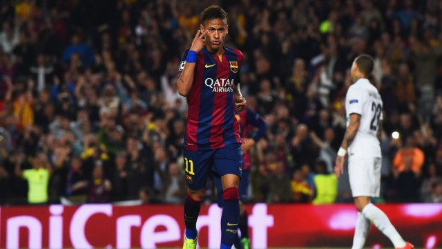 FC Barcelona v Paris Saint-Germain - UEFA Champions League Quarter Final: Second Leg