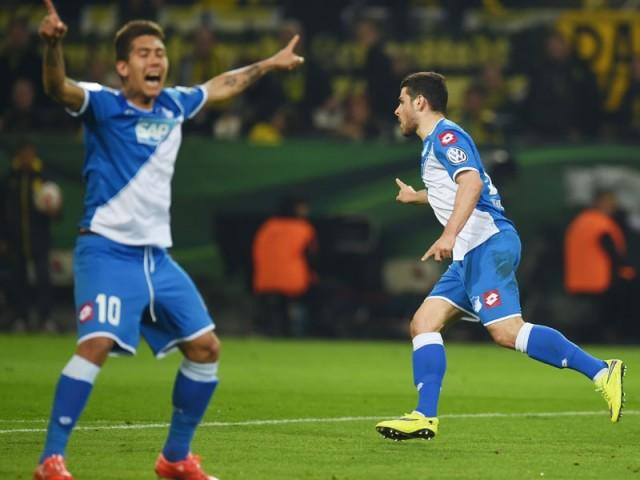 Borussia Dortmund vs Hoffenheim 2