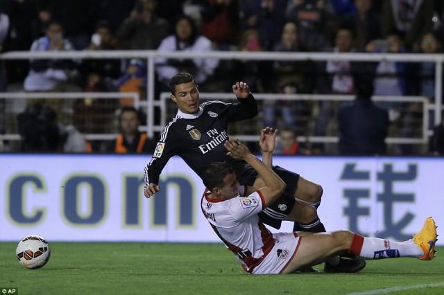 CR7 'Diving Tak Masuk Akal', Harus Absen di Laga Real Madrid vs Eibar!