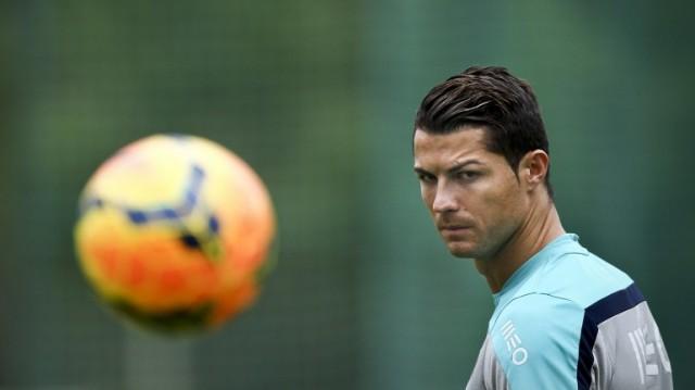 Cristiano Ronaldo Sakit Hati Disebut Tidak Profesional Untuk Real Madrid