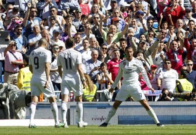 Cuplikan Gol Cristiano Ronaldo 1