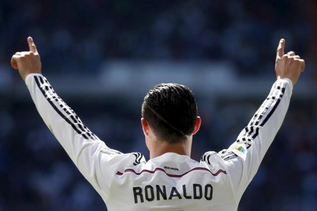 Cuplikan Gol Cristiano Ronaldo
