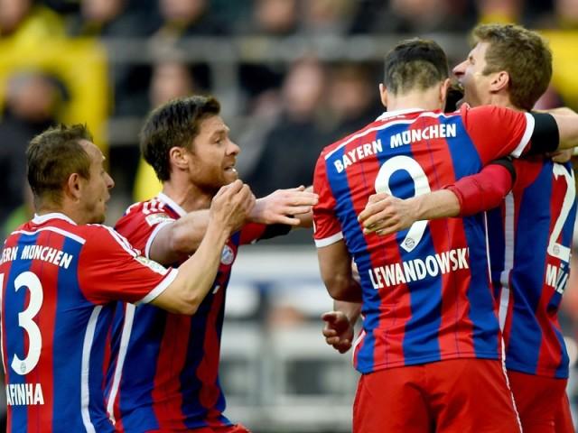 Dortmund vs Bayern 2