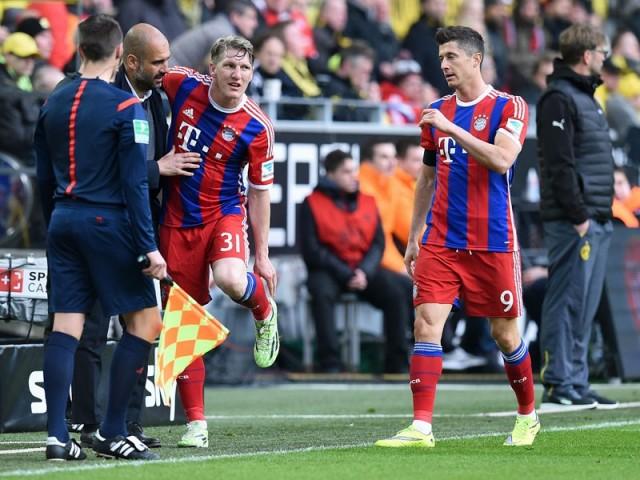 Dortmund vs Bayern 3