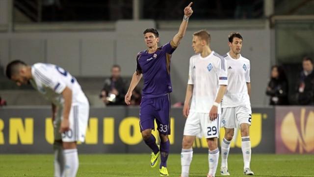 Fiorentina vs Dynamo 1