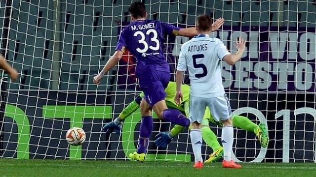 Fiorentina vs Dynamo 3
