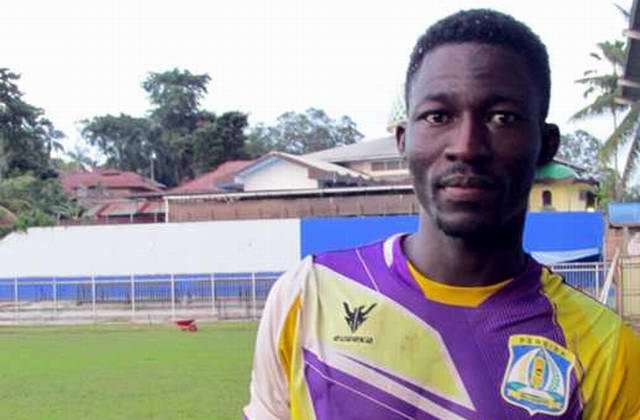 Gakou Amadou persiba balikpapan
