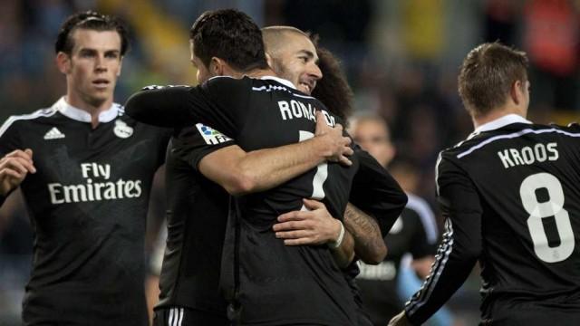 Jadwal Liga Spanyol Hari Ini & Prediksi Real Madrid vs Malaga 19 April 2015
