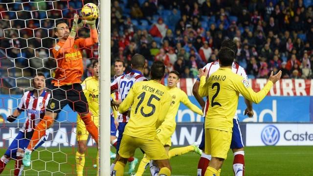 Jadwal Liga Spanyol Pekan Ini & Prediksi Villarreal vs Atletico Madrid 2015