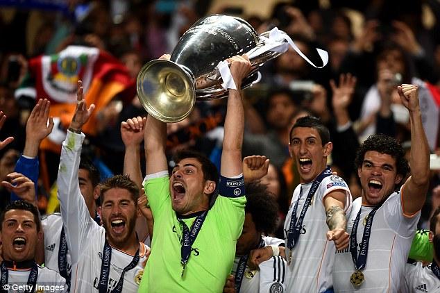 Juara Liga Champion Musim 2015-2016 Bakal Diguyur Bonus Lebih Dari 100 Juta Euro!