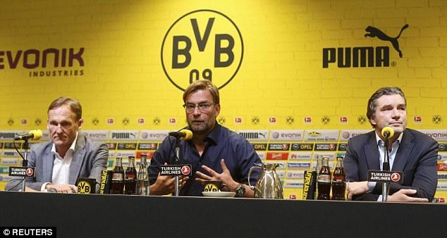 Jurgen Klopp Tinggalkan Borussia Dortmund Akhir Musim Ini! 5