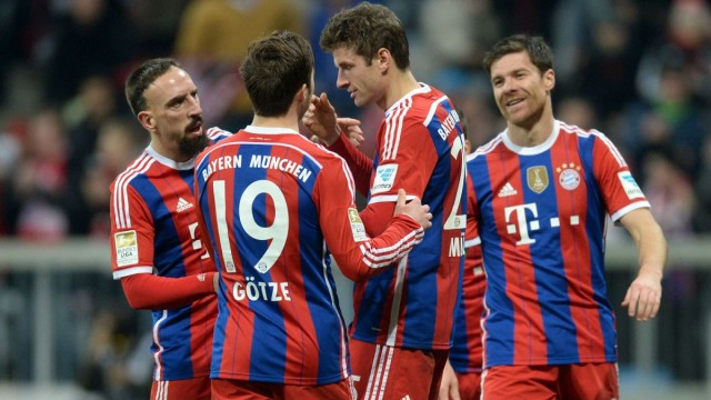 Klasemen Liga Jerman Terbaru Bayern Munchen 10 Poin di Atas Wolfsburg