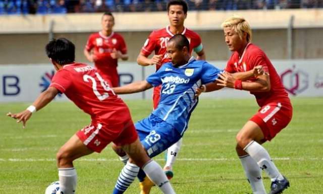 Lao Toyota FC persib m. ridwan afc cup 2015