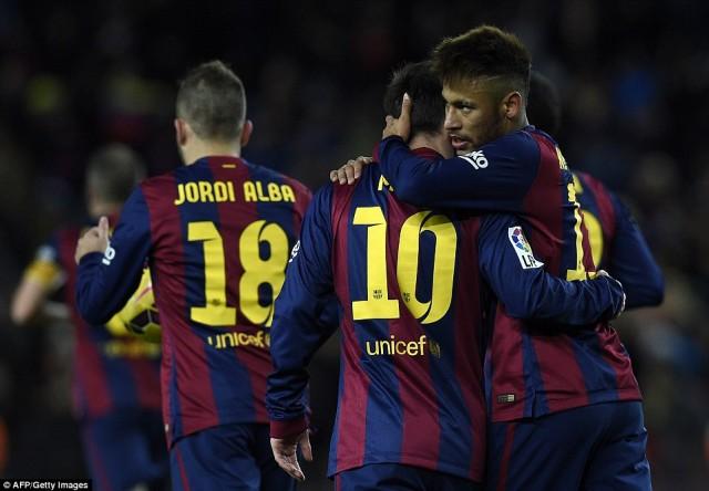 Lionel Messi Siap Main, Masuk Skuad Barcelona Versus Celta Vigo!