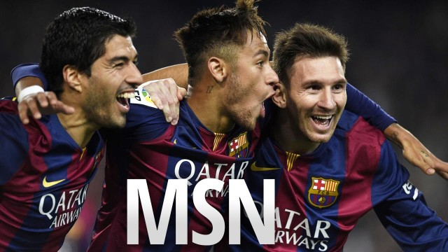 Luis Suarez Tugasku Cuma Membantu Messi & Neymar!