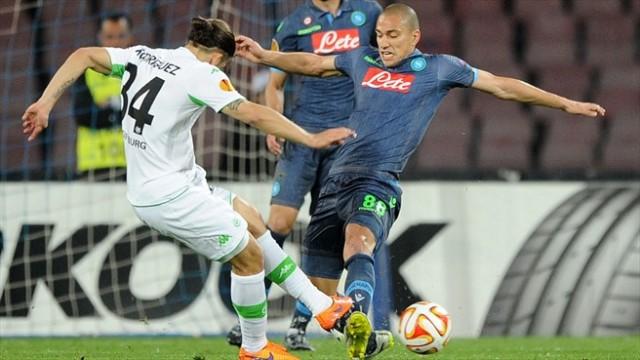Napoli vs Wolfsburg 2