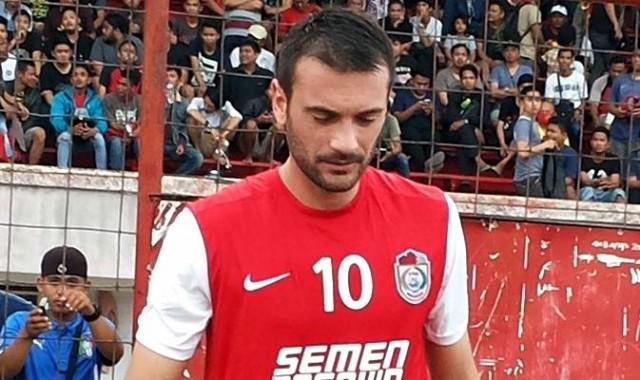 Nenad Begovic PSM Makassar 1