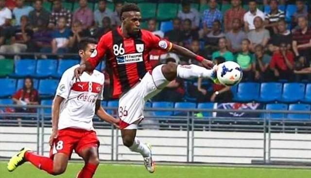Persipura AFC Cup 2014 boaz solossa