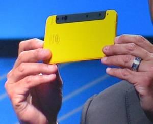 RealSense di Smartphone