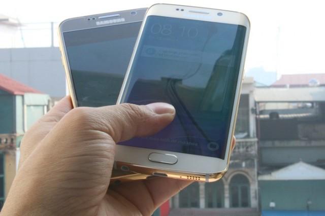 Samsung Galaxy S6 emas