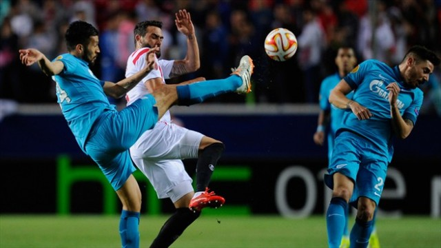 Sevilla vs Zenit 2