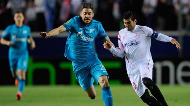 Sevilla vs Zenit 3