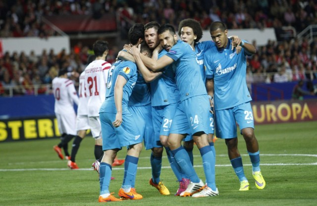 Sevilla vs Zenit 6