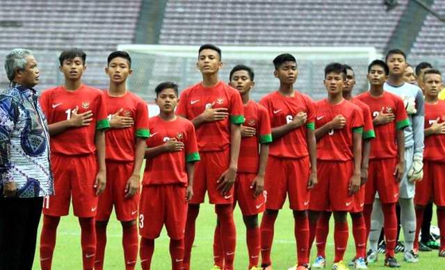 Timnas Indonesia U16 u17 u18 u19