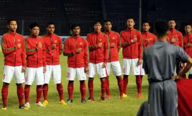 Timnas Indonesia U23 u19 skuat