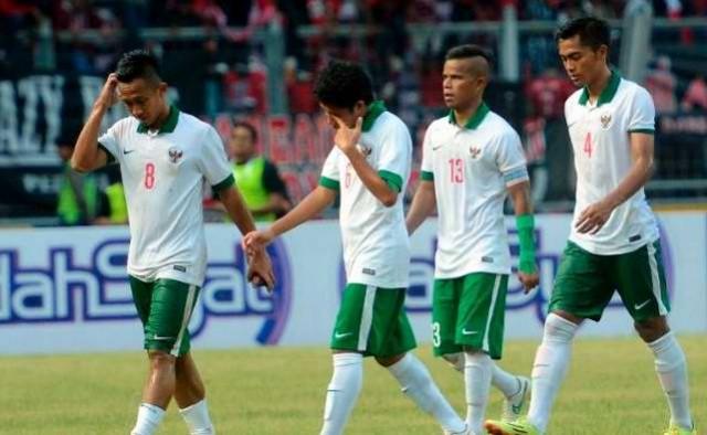 Timnas Indonesia U23 u22 kalah gagal 2