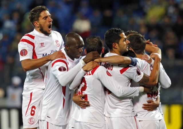 Zenit vs Sevilla 3