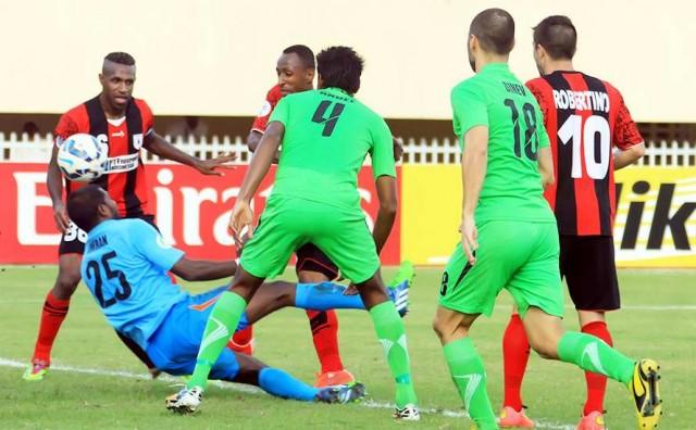 persipura maziya afc cup 2015