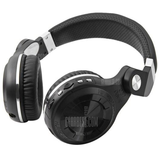 Bluedio T2+ Wireless Bluetooth V4.1