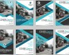 Contoh Desain Brosur Leaflets yang Baik Menarik Bagus