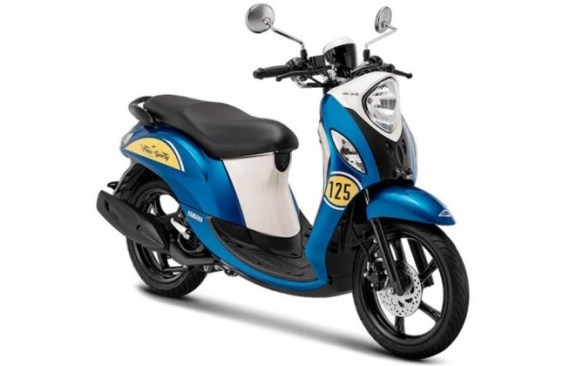 Review Harga Yamaha Fino 125 Terlengkap