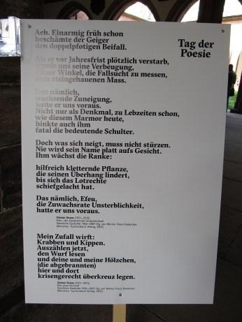 Tag der Poesie Gedicht 10