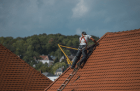 roofer, roof top
