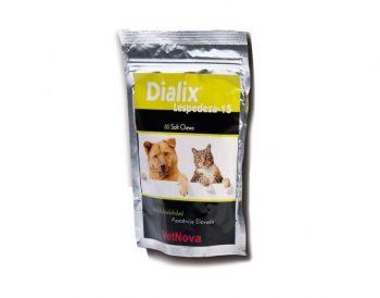 Tratamiento enfermedad renal crónica perros y gatos con Dialix Lespedeza