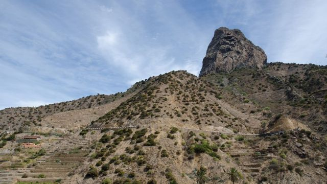 Roque Cano, Vallehermoso, La Gomera. El Silbo Gomero