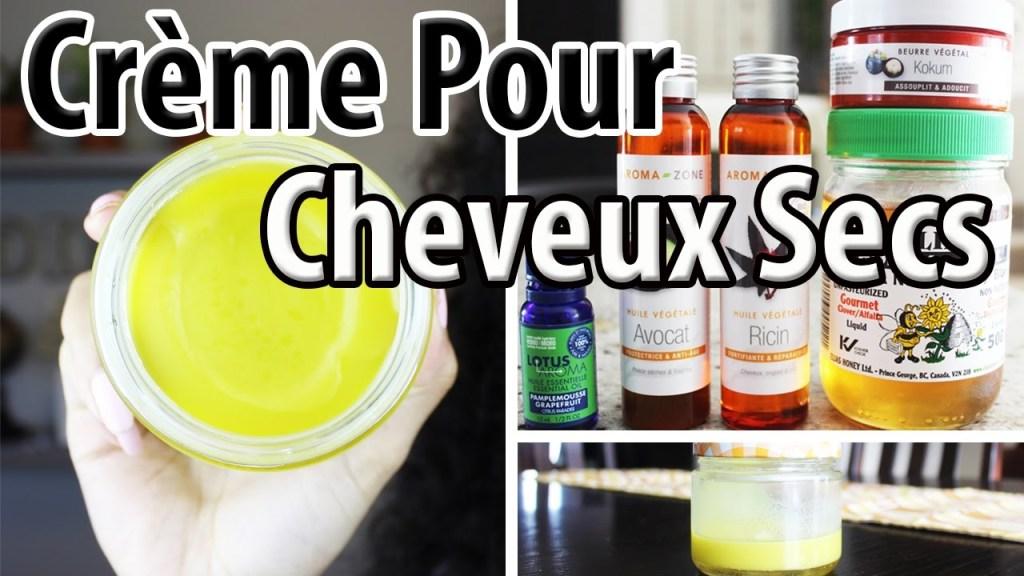 Crème Hydratante Pour Cheveux