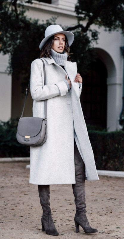 29 Tenues parfaites pour l'hiver Blog Togo #Fashion #Winter #Look #Manteau #hiver #women #Togo #ootd #ootdfit