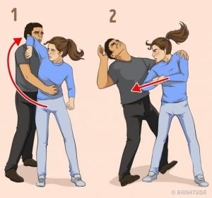 7 Techniques d'autodéfense recommandées par un professionnel #techniqueautodéfense #autodéfense #sport #défense #Boxe #agression