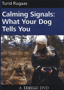 calming signals, Turid Rugaas, DVD, dog body language, canine communication