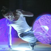 Silent dance art performance @ Oddstream Kunstnacht Nijmegen