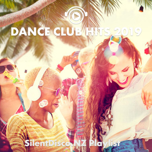 Image link to Dance Club Hits free Spotify playlist